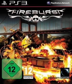 Fireburst sur PS3