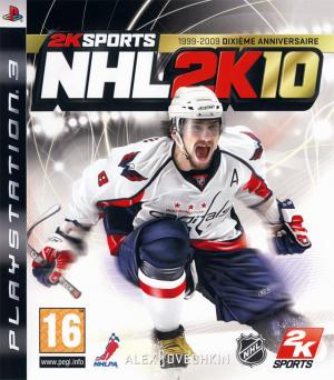 NHL 2K10 sur PS3