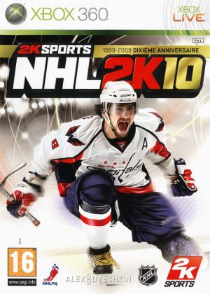 NHL 2K10 sur 360
