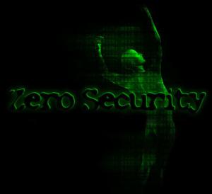 Zero Security