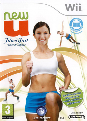 NewU Fitness First Personal Trainer sur Wii
