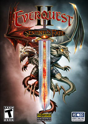 EverQuest II : Sentinel's Fate sur PC