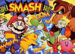 Super Smash Bros. sur Wii