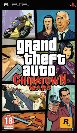 Grand Theft Auto : Chinatown Wars sur PSP