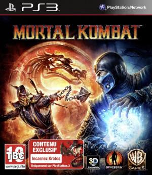 Mortal Kombat sur PS3