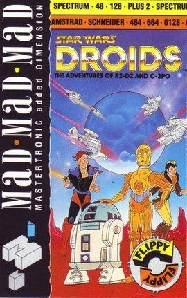 Star Wars : Droids sur CPC