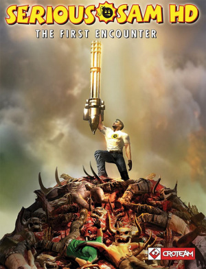 Serious Sam HD : The First Encounter sur 360