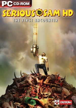 Serious Sam HD : The First Encounter (PC)