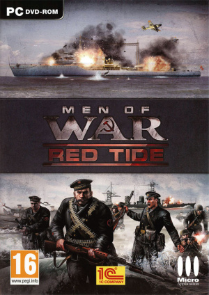 Men of War : Red Tide sur PC