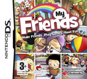 My Friends sur DS