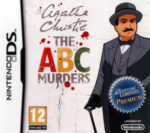Agatha Christie : The ABC Murders sur DS