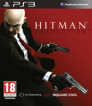 Hitman Absolution sur PS3