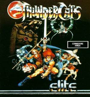 Thundercats sur Amiga