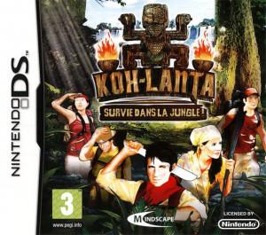 Koh-Lanta : Survie dans la Jungle sur DS