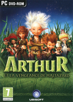 Arthur et la Vengeance de Maltazard sur PC