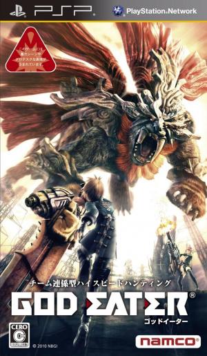 God Eater sur PSP