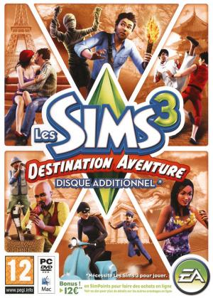 Les Sims 3 : Destination Aventure sur PC