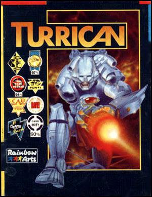 Turrican sur C64