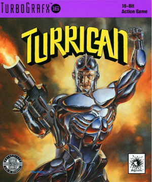 Turrican sur PC ENG