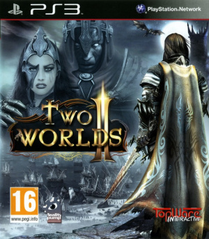 Two Worlds II sur PS3