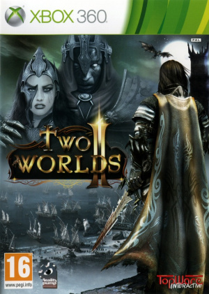 Two Worlds II sur 360