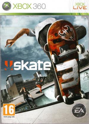 """Résultat de recherche d'images pour """"skate 3 cover xbox"""""""