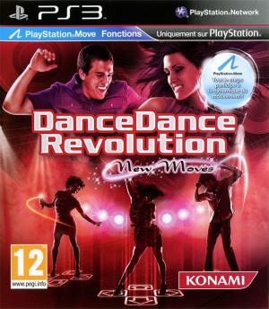 Dance Dance Revolution New Moves sur PS3