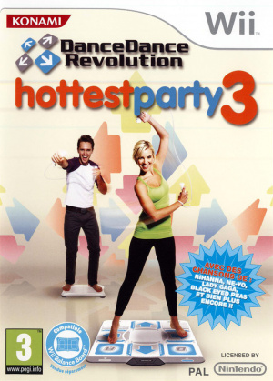 Dance Dance Revolution : Hottest Party 3
