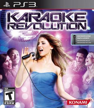 Karaoke Revolution sur PS3
