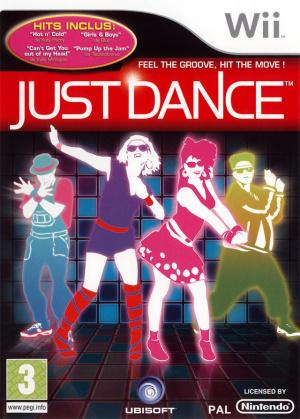 Just Dance sur Wii