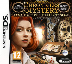 Chronicles of Mystery : La Malédiction du Temple Ancestral sur DS