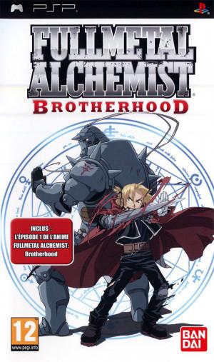 FullMetal Alchemist : Brotherhood sur PSP