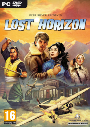 Lost Horizon sur PC