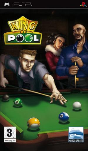 King of Pool sur PSP