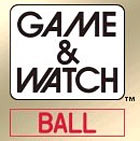 Game & Watch : Ball sur DS