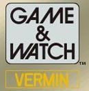 Game & Watch : Vermin sur DS