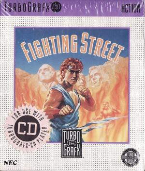 Fighting Street sur PC ENG