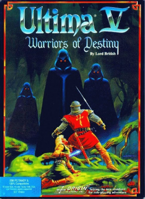 Ultima V : Warriors of Destiny