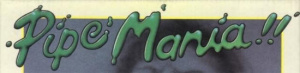 Pipe Mania sur Mac