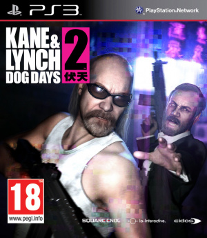 Kane & Lynch 2 : Dog Days sur PS3
