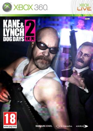 Kane and Lynch 2 : Dog Days (Xbox 360)