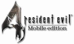Resident Evil 4 : Mobile Edition sur iOS