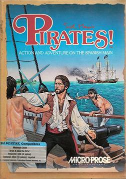 Sid Meier's Pirates! sur PC