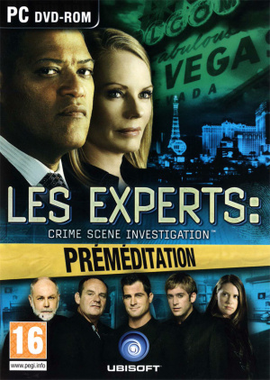 Les Experts : Préméditation