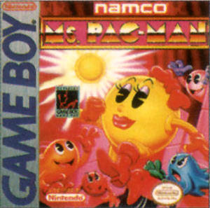 Ms. Pac-Man sur GB