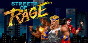 Streets of Rage sur iOS