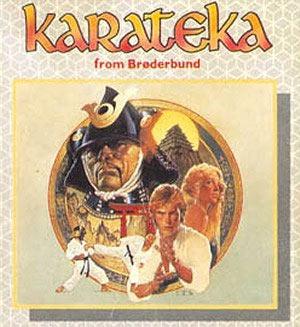Karateka sur ST