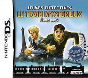 Jeunes Détectives : Le Train Mystérieux