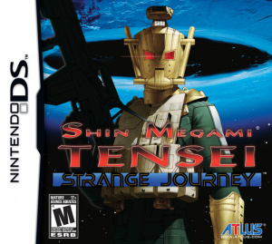 Shin Megami Tensei : Strange Journey sur DS