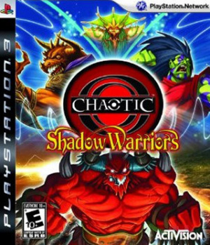 Chaotic : Shadow Warriors sur PS3